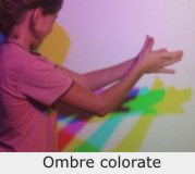 Ombre colorate